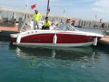 【巽寮】麦斯特水上运动美国快艇(绕岛)包船票-美团
