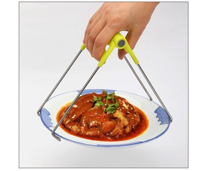 碗夹怎么用图解