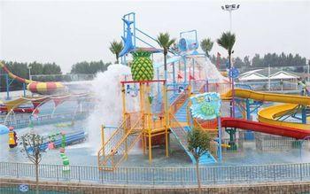 【涿州市】建红水上乐园门票(成人票)-美团