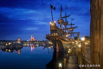 【全国】上海迪士尼度假区2大1小家庭票(一日票)赠一日通拍照产品-美团