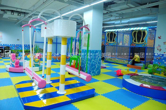 现在开个室内儿童乐园要多少钱