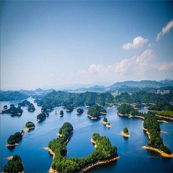 【淳安县】穿越千岛湖游船体验(70周岁以上老人、军人、残疾人)(10:00航次)-美团