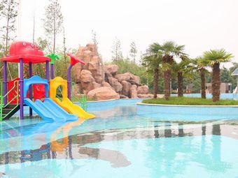 西溪植物园水上世界游泳馆