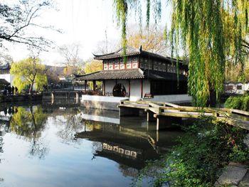 【上海出发】拙政园、寒山寺、山塘街(七里山塘)等3日跟团游*天天发班随心出游-美团