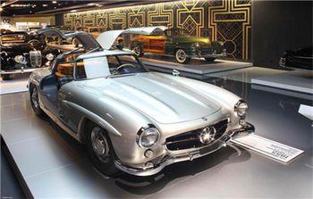 【安亭镇】上海汽车博物馆-美团