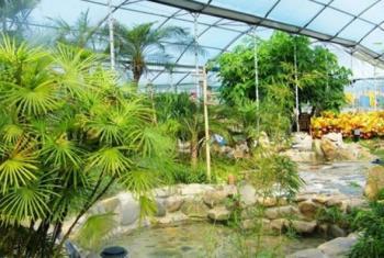 【海城市】绿中海生态温泉一期温泉门票(成人票)-美团