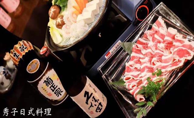 :长沙今日钱柜娱乐官网:【秀子日式料理】牛肉火锅套餐,建议2人使用,提供免费WiFi