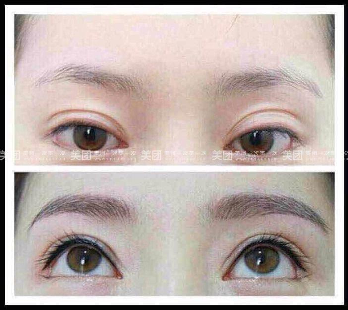 韩式半永久纹眉流程