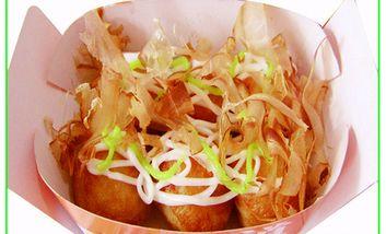 【大连】章鱼小丸子-美团