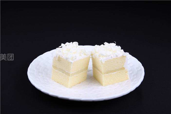 8 磅,正方形 栗子蛋糕(经典下午茶)规格:约 1.