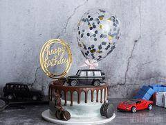 5Cake五度无蔗糖低脂蛋糕(陶然亭店)的汽车蛋糕