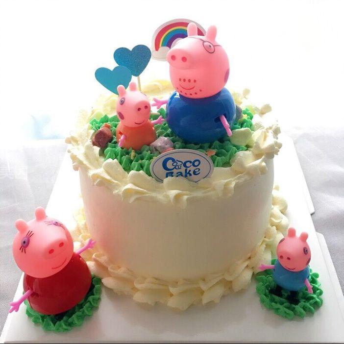 糖心烘焙创意蛋糕
