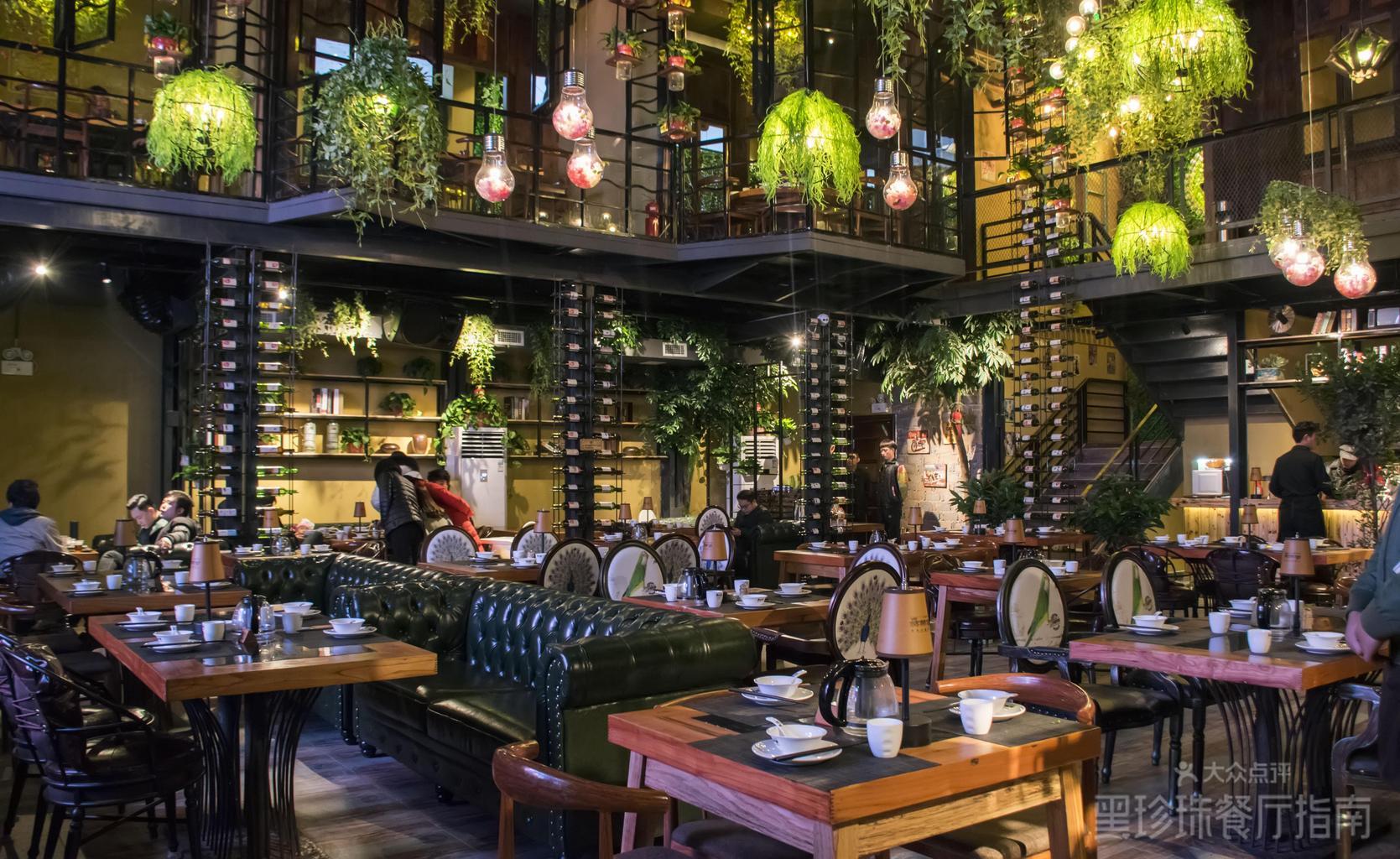 [步行街/梅尼百货] 森林梦音乐主题餐厅