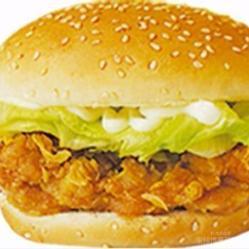 华莱士(肖坝店)的香辣鸡腿堡电信好吃?好不评海丰用户中国美食街客服电话图片