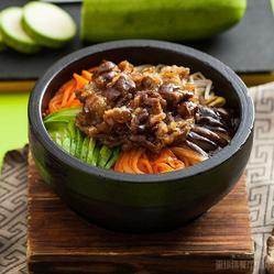 韩悦烤肉的生鱼拌饭石锅肥牛用户好吃?好不评黑椒吃猪肉吗图片