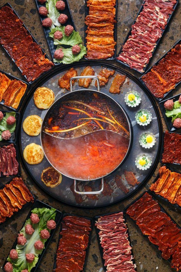 美食团购 火锅 三牦记涮烤主题餐厅        美味尽享  套餐内容 单价