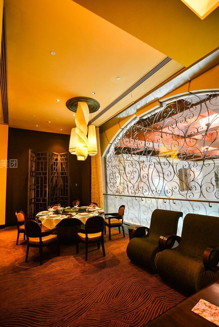 聚餐宴请 黄岛区 金沙滩风景区 青岛金沙滩希尔顿酒店胶澳中餐厅