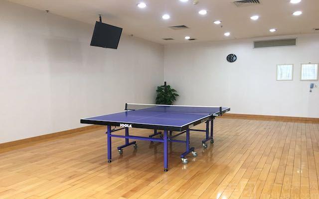 :长沙今日钱柜娱乐官网:【金源阳光大酒店运动中心】包厢乒乓球畅打1小时