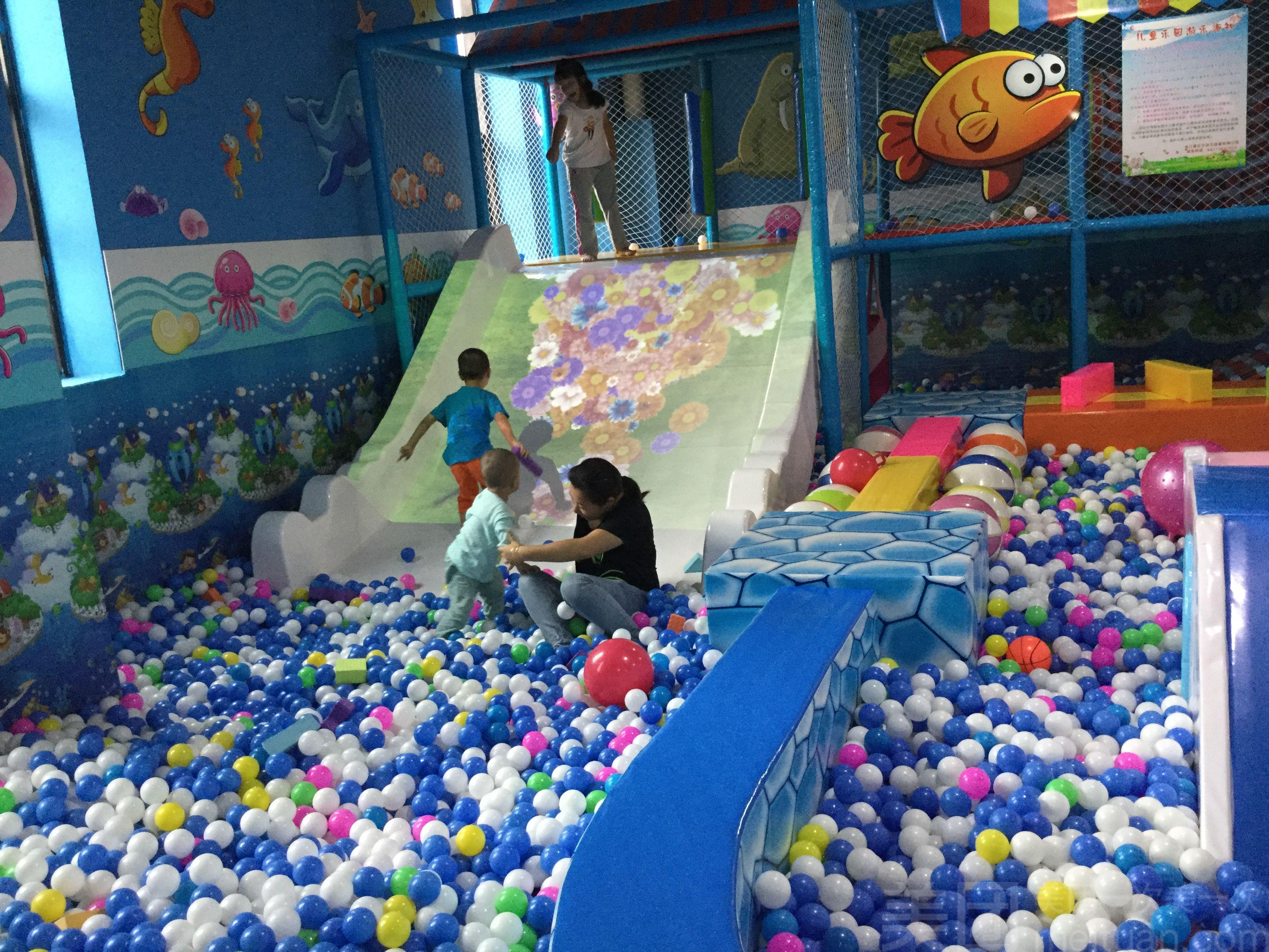 吉姆考拉儿童游乐园