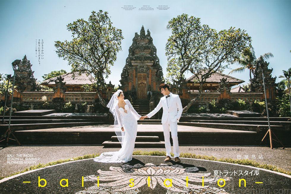 :长沙今日团购:【铂爵婚纱全球旅拍】巴厘岛海外蜜月旅拍婚纱照