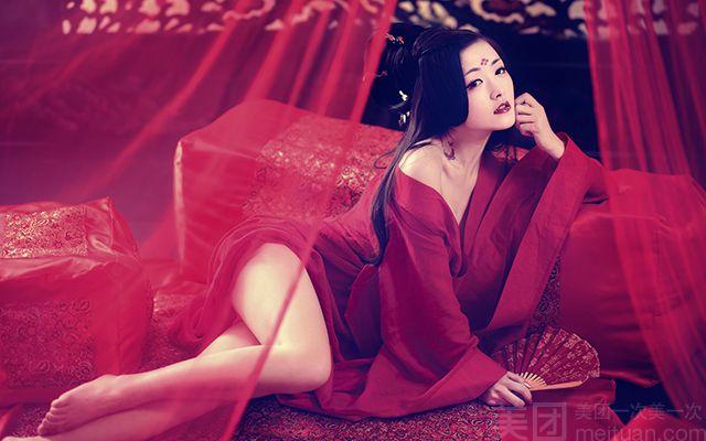 蓝月国际婚纱摄影(商场路店)-美团
