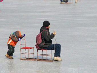 植物园滑冰场
