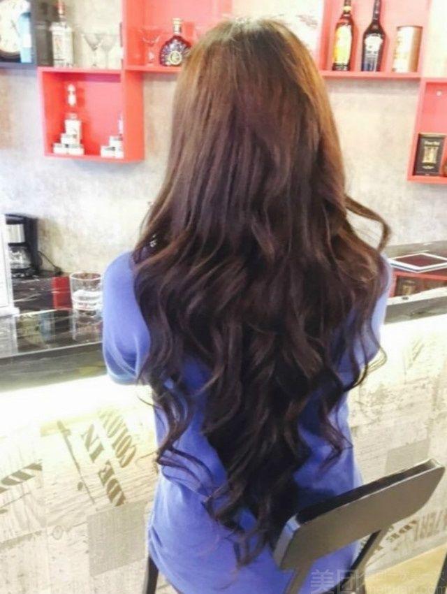 【tigi美发团购】杭州tigi美发-单人染发套餐(短发)图片