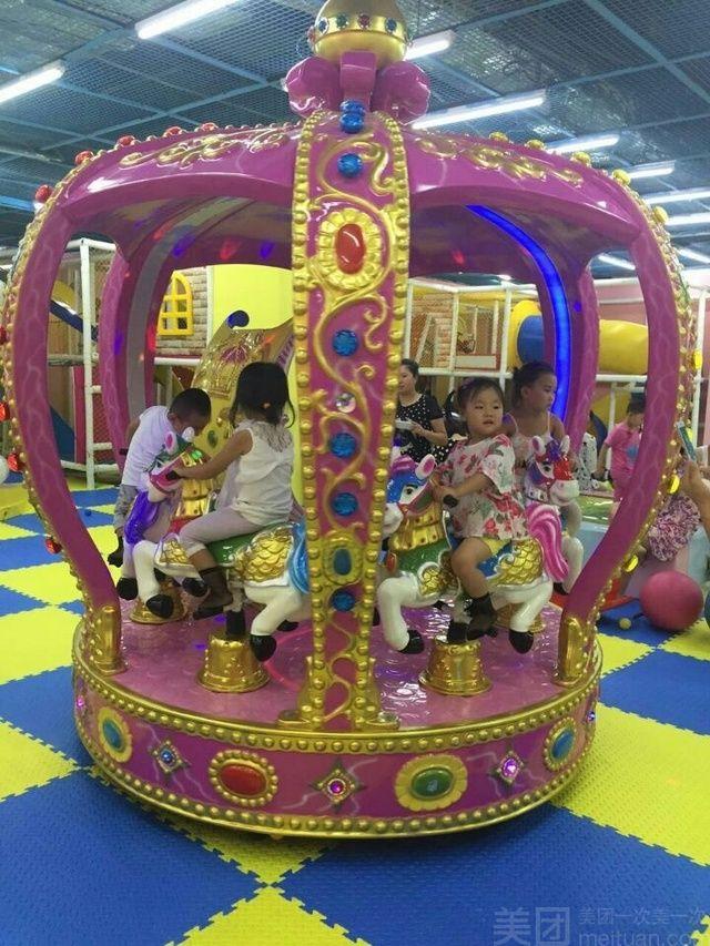 小福星儿童乐园-美团