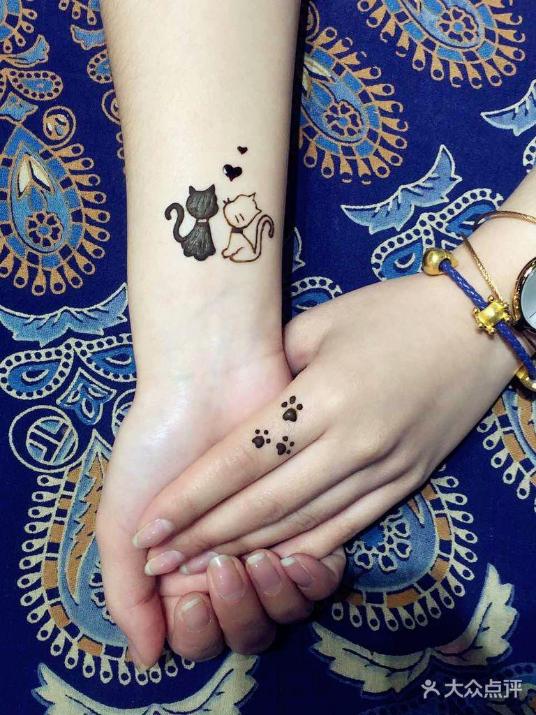 [小寨] 绘玩吧印度海娜手绘纹身
