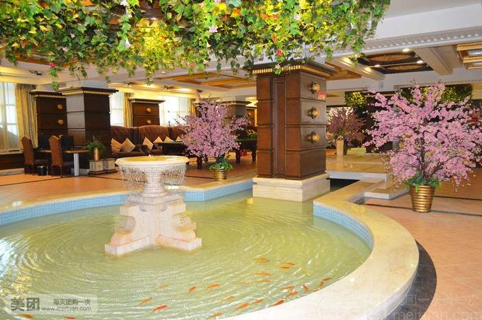 金峰丽水大酒店洗浴中心-美团