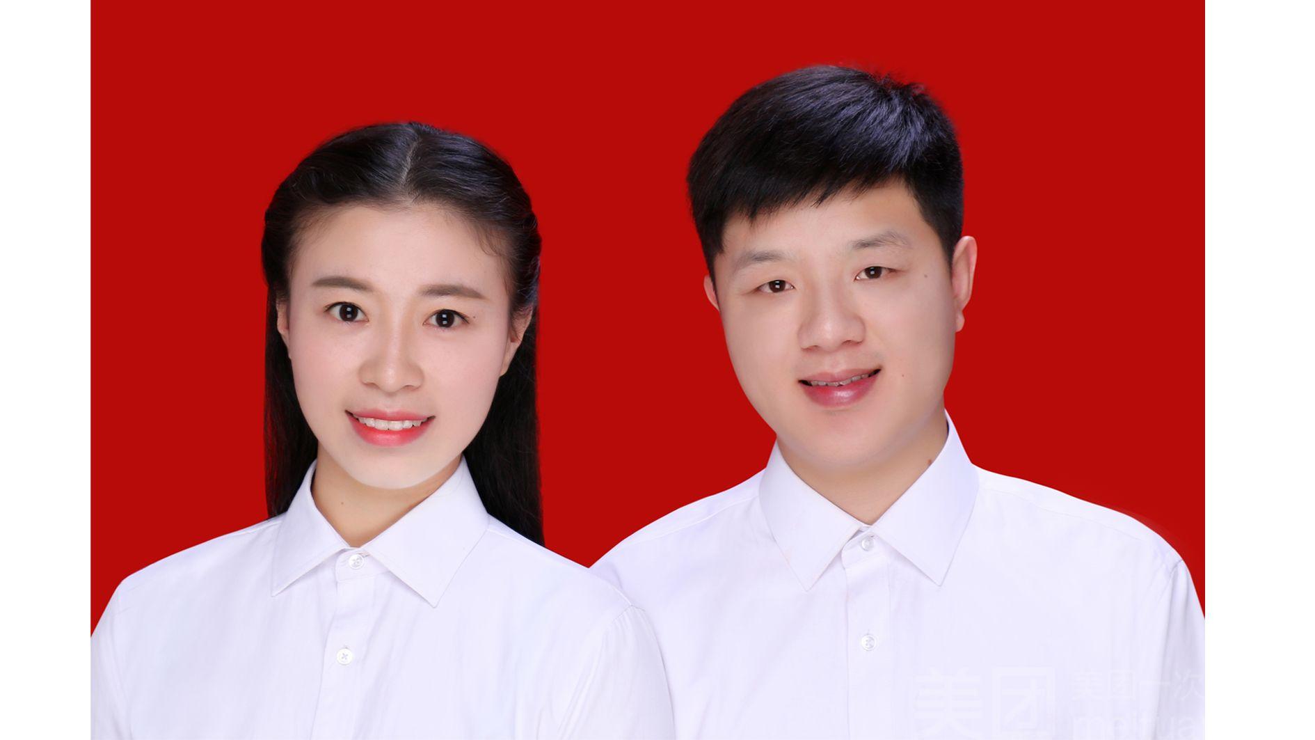 :长沙今日钱柜娱乐官网:【大地摄影工作室】完美结婚登记照