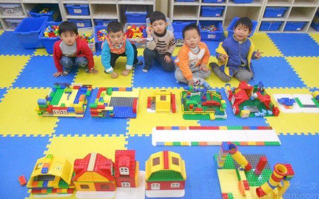 享受乐高玩具租赁(详情见租赁合同) 备注:每周一节课,具体上课时间将