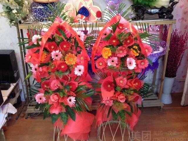 小峰鲜花-美团