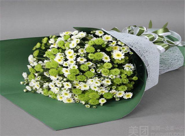 沐沐鲜花-美团