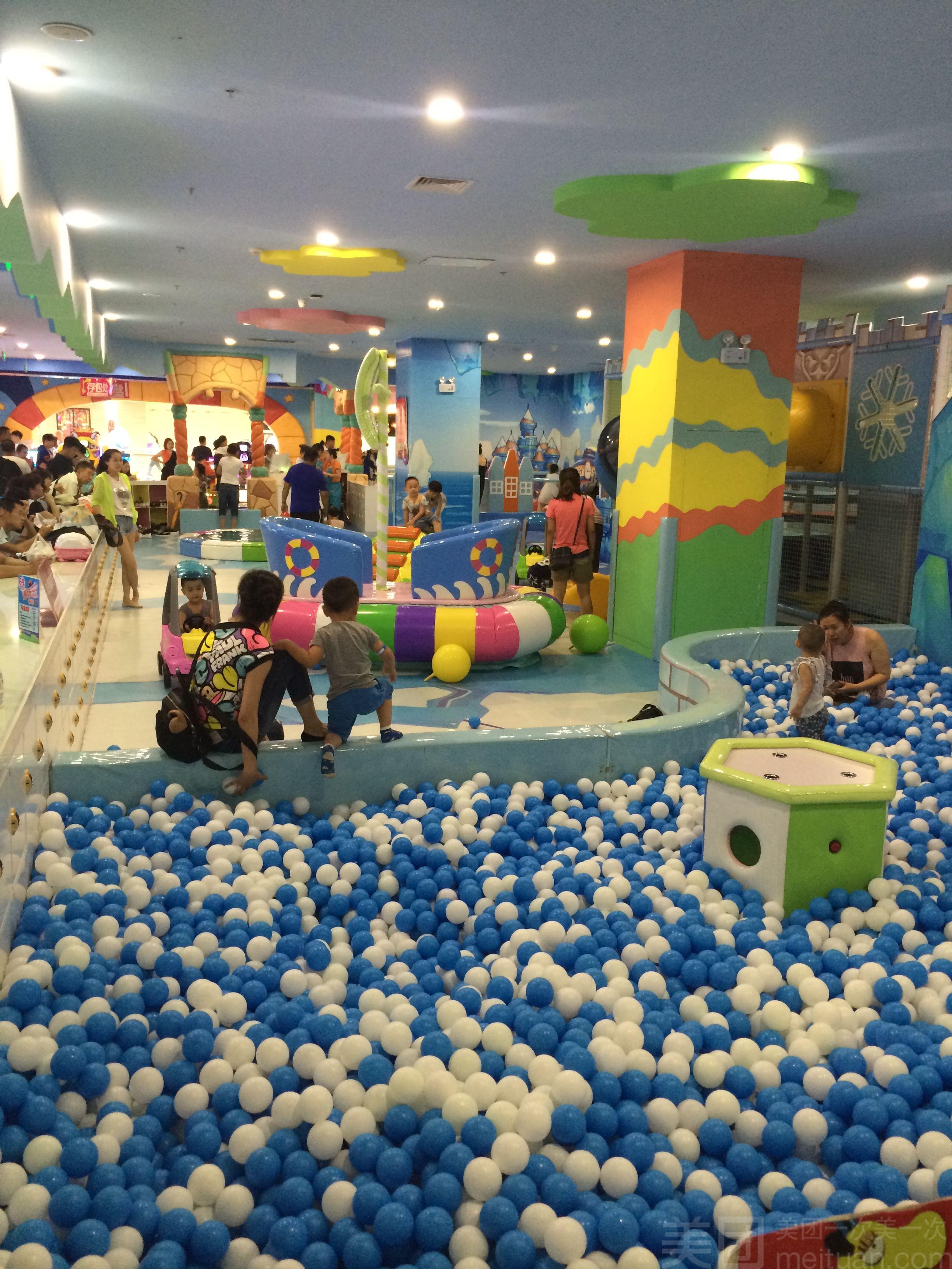 产品介绍 乐多王国是抚顺室内大型儿童游乐场,拥有韩国原装进口的