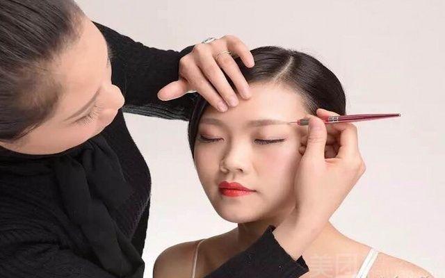 艾美丽专业绣眉-美团