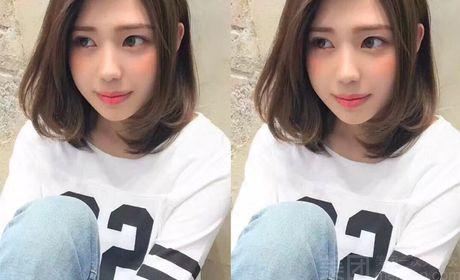 yuyue时尚发型设计图片