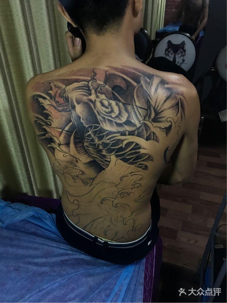 [南康区其他] 南康忠义堂纹身机构