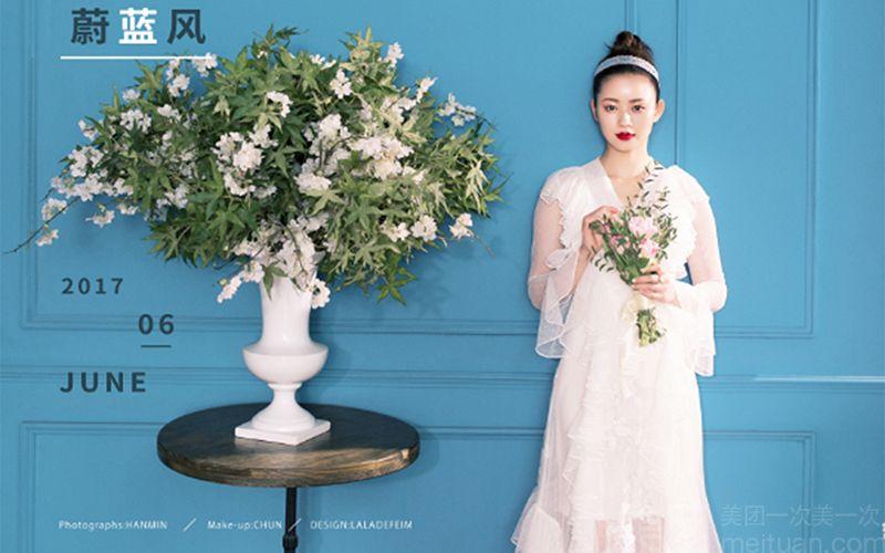 雪中彩影婚纱摄影旗舰店-美团