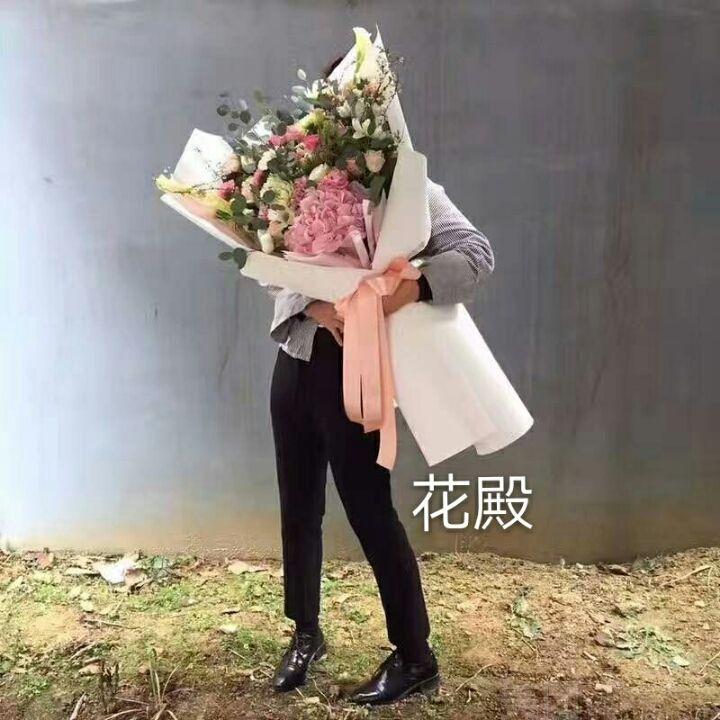 :长沙今日钱柜娱乐官网:【花殿花店】大大花束