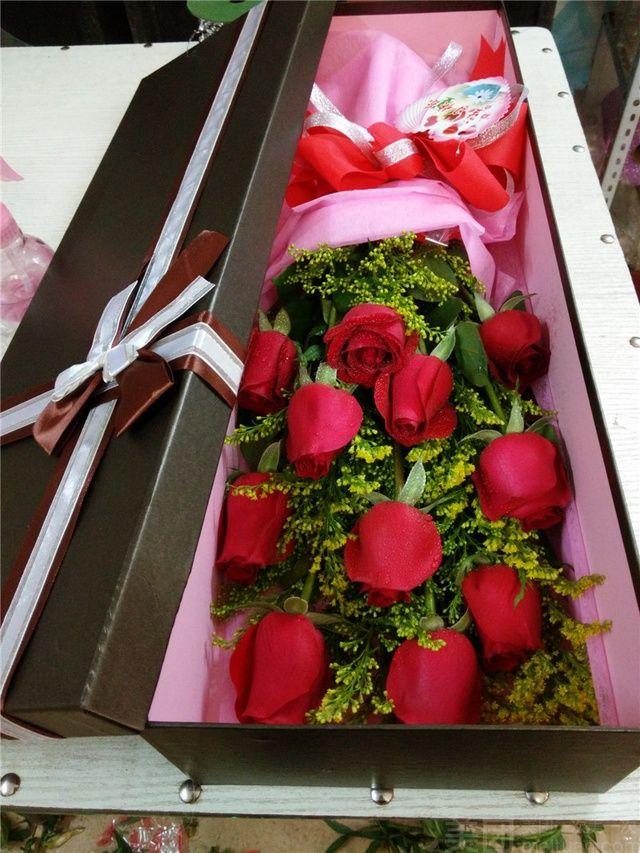 教师微信大玫瑰花动态图片