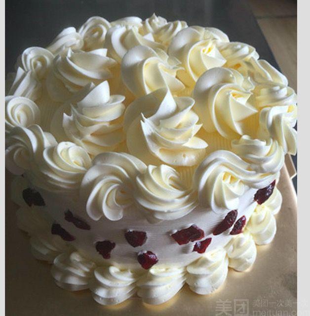 【乐焙蛋糕店蛋糕哥diy烘焙工作室】老奶油蛋糕