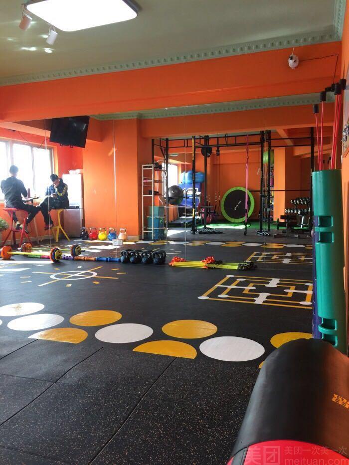 Model L 私教健身工作室-美团