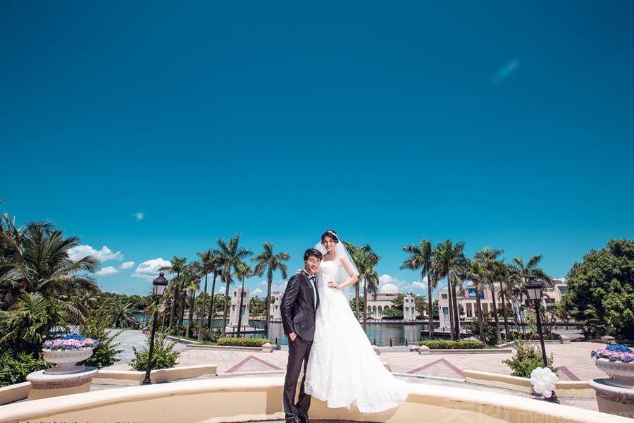 广州市米兰婚纱摄影-美团