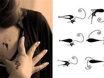 上海女纹身师