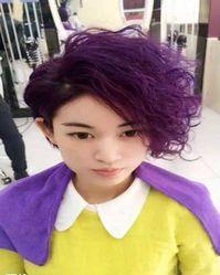 火星教程设计室(延吉路)幼儿扎发发型图片