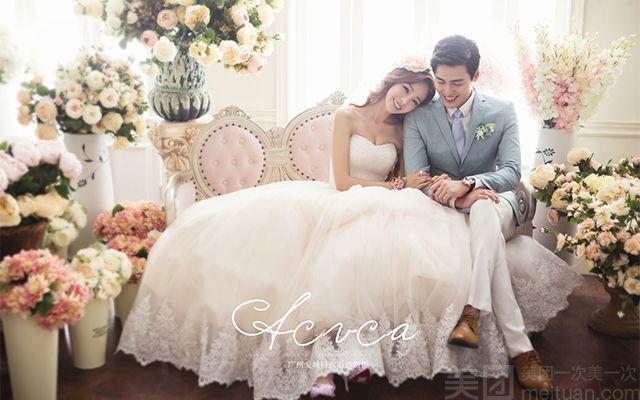 爱城精致婚纱摄影(场馆升级拍)-美团