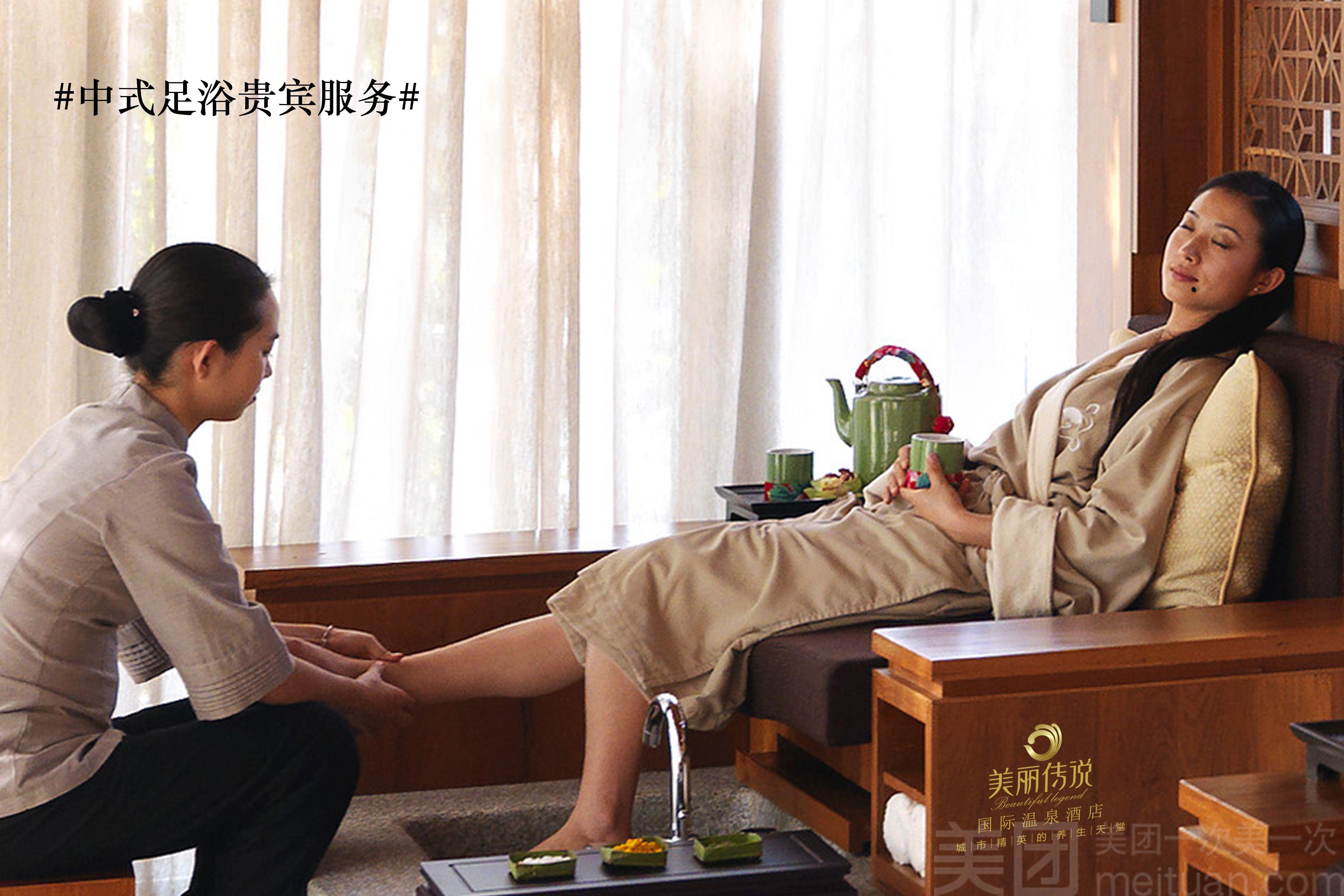 :长沙今日钱柜娱乐官网:【美丽传说国际温泉会所】单人经典足部调理