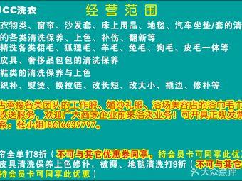 UCC国际洗衣改衣(大宁悦府店)