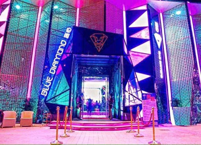 蓝钻酒吧  Blue Diamong club-美团